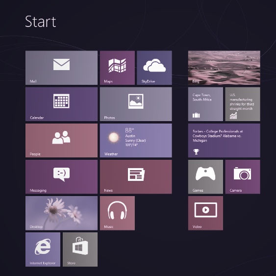 Windows 8 lanseras i denna stund!