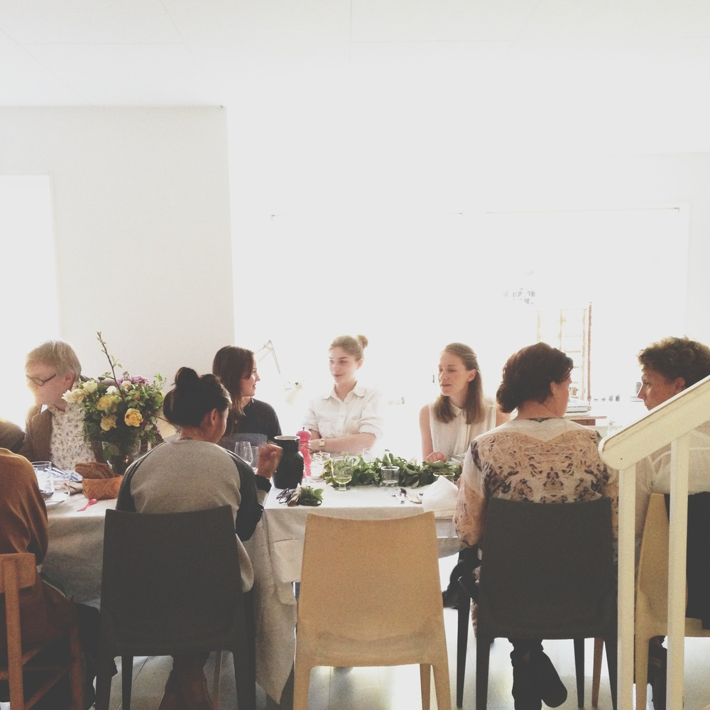 pejper // kinfolk flower pot luck